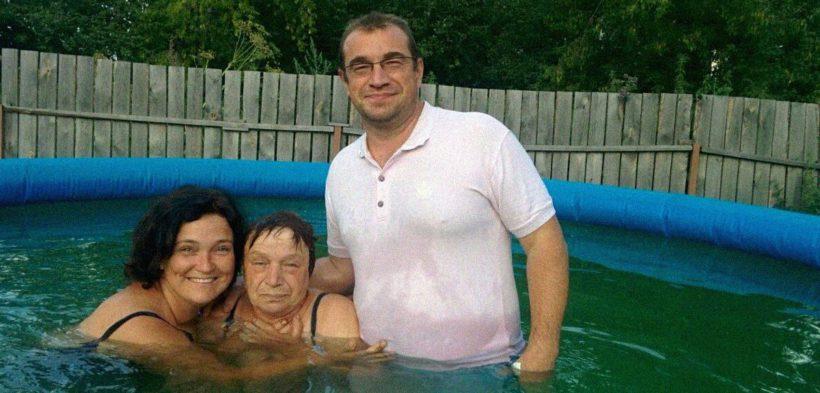 О крещении мамы мы молились 15 лет