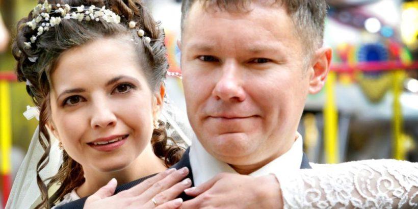 Свадебная церемония в Уфе: венчание Алексея и Татьяны