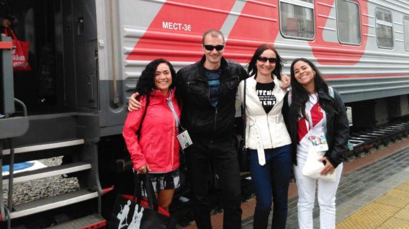 Приключения перуанцев в России - ЧМ по футболу 2018