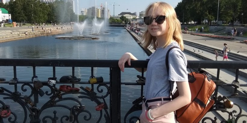 Я благодарю Бога за Его любовь и милость - крещение в Екатеринбурге