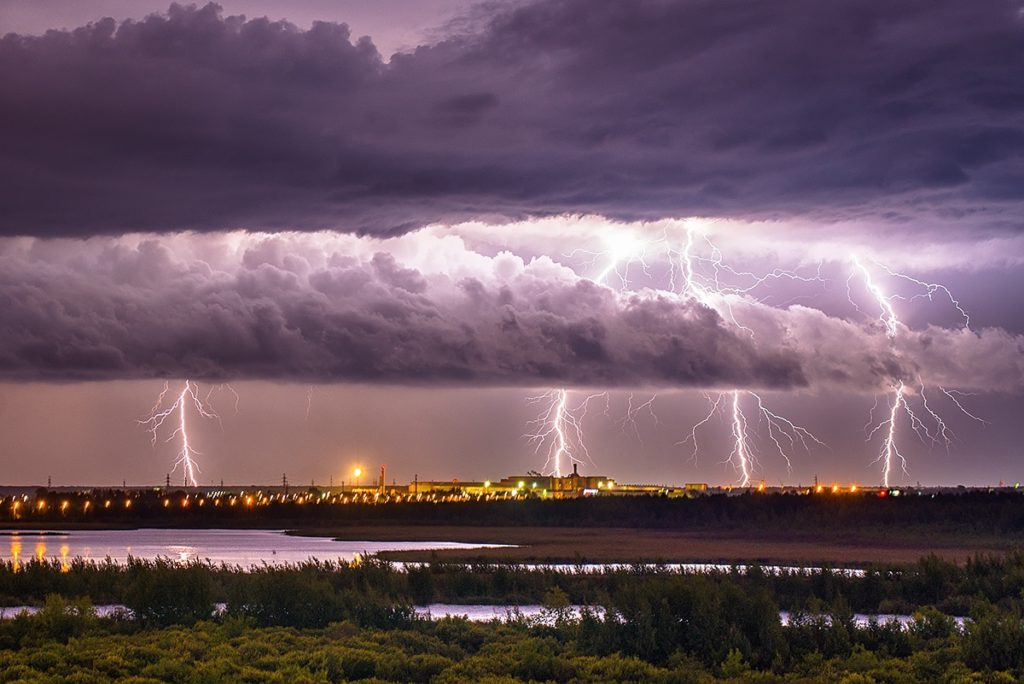 Житель Екатеринбурга победил в конкурсе фотографии National Geographic